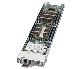 Supermicro MicroBlade MBE-628L-816 Server Chassis
