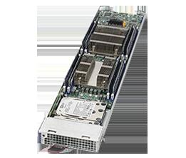 Supermicro MicroBlade MBI-6128R-T2X Server Blade