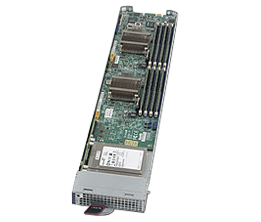 Supermicro MicroBlade MBI-6218G-T41X Server Blade