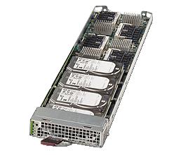 Supermicro MicroBlade MBI-6418A-T7H Server Blade