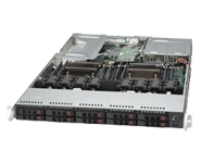 Supermicro NVME 1U SuperServer SYS-1028UX-CRLL1