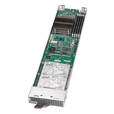 Supermicro MicroBlade MBI-6119M-T2N Server Blade