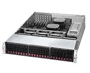 Supermicro Storage Server Platform SSG-2028R-E1CR24N