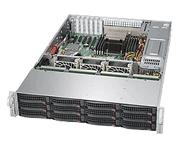 Supermicro Storage Server Platform SSG-5028R-E1CR12L