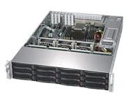 Supermicro Storage Server Platform SSG-5029P-E1CTR12L