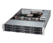 Supermicro Storage Server Platform SSG-6028R-E1CR12H