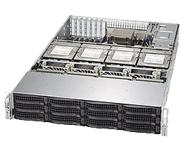 Supermicro Storage Server Platform SSG-6028R-E1CR16T
