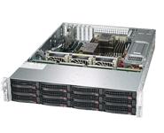 Supermicro Storage Server Platform SSG-6029P-E1CR12H