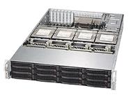 Supermicro Storage Server Platform SSG-6029P-E1CR16T