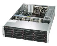 Supermicro Storage Server Platform SSG-6039P-E1CR16H