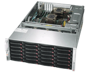 Supermicro Storage Server Platform SSG-6049P-E1CR36H