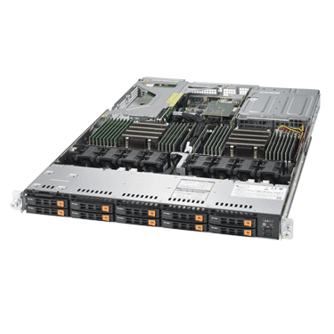 Supermicro UltraServer AS-1123US-TN10RT