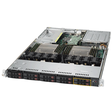 Supermicro UltraServer SYS-1028UX-LL1-B8