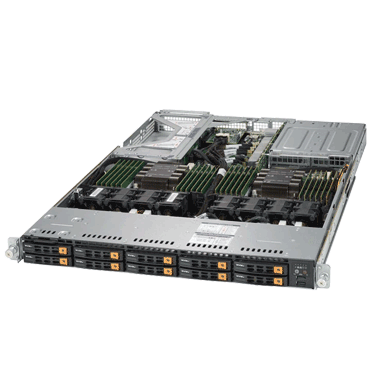 Supermicro UltraServer SYS-1029U-TN10RT