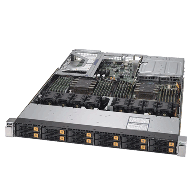 Supermicro UltraServer SYS-1029U-TN12RV