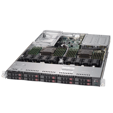 Supermicro UltraServer SYS-1029U-TR25M