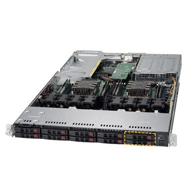 Supermicro UltraServer SYS-1029UX-LL3-C16