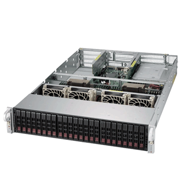 Supermicro UltraServer SYS-2028U-TR4+