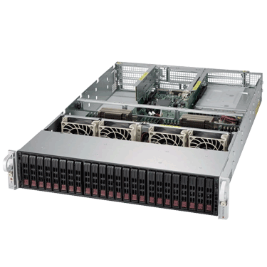 Supermicro UltraServer SYS-2028U-TR4T+