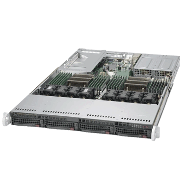 Supermicro UltraServer SYS-6018U-TR4+