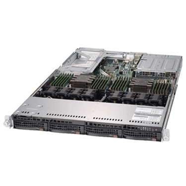 Supermicro UltraServer SYS-6019U-TR4T