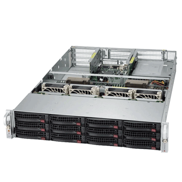 Supermicro UltraServer SYS-6028U-TR4T+