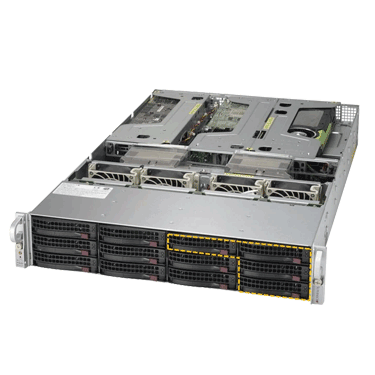 Supermicro UltraServer SYS-6028UX-TR4