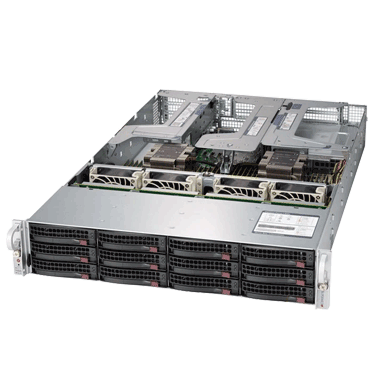 Supermicro UltraServer SYS-6029U-E1CR25M