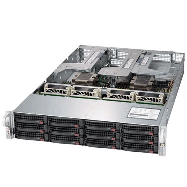 Supermicro UltraServer SYS-6029U-TR25M