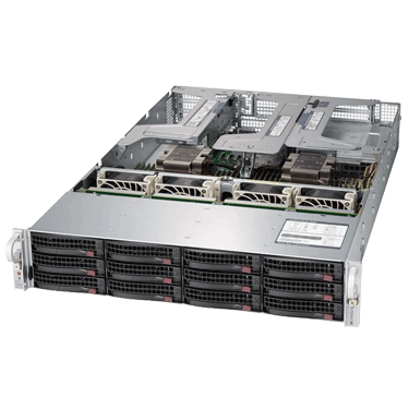 Supermicro UltraServer SYS-6029U-TR4