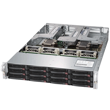 Supermicro UltraServer SYS-6029U-TR4T