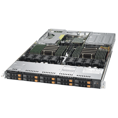 Supermicro UltraServer AS -1123US-TN10RT