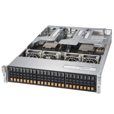 Supermicro UltraServer AS -2123US-TN24R25M