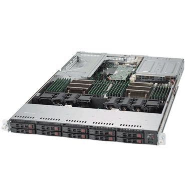 Supermicro UltraServer SYS-1028U-E1CR4+