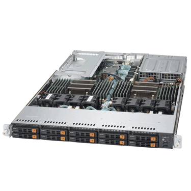 Supermicro UltraServer SYS-1028U-TN10RT+