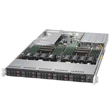 Supermicro UltraServer SYS-1028U-TR4T+