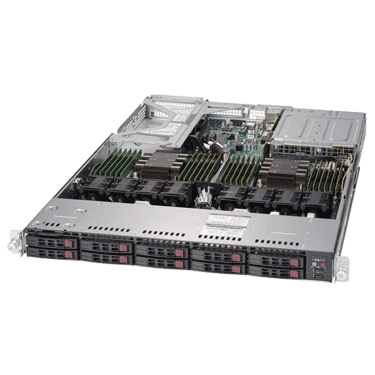 Supermicro UltraServer SYS-1029U-E1CR25M