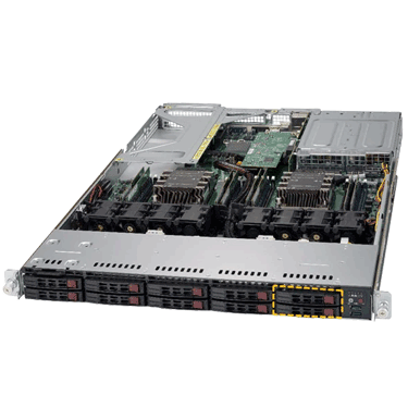 Supermicro UltraServer SYS-1029UX-LL1-C16