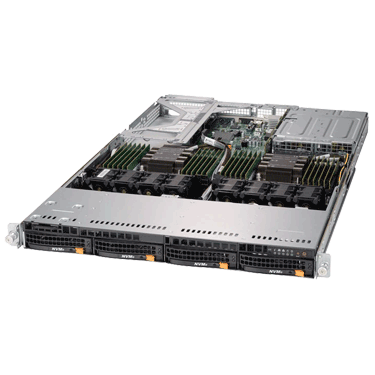 Supermicro UltraServer SYS-6019U-TN4RT