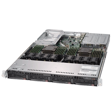 Supermicro UltraServer SYS-6019U-TR25M