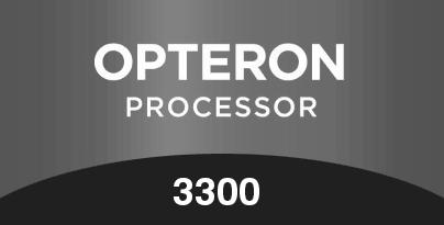 AMD Opteron™ 3300