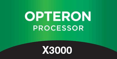 AMD Opteron™ X3000
