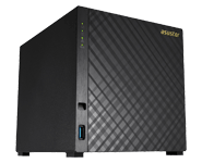 ASUSTOR AS1004T Home Personal NAS