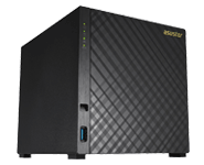 ASUSTOR AS3104T Home Personal NAS