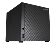 ASUSTOR AS3204T Home Power User NAS