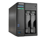 ASUSTOR AS6202T Power User Business NAS