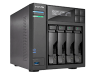 ASUSTOR AS6204T Power User Business NAS