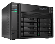 ASUSTOR AS6208T Power User Business NAS