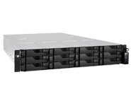 ASUSTOR AS6212RD Small & Medium Business NAS