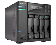 ASUSTOR AS7004T Small & Medium Business NAS